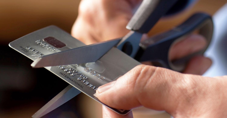 pagar las deudas de tarjetas de crédito
