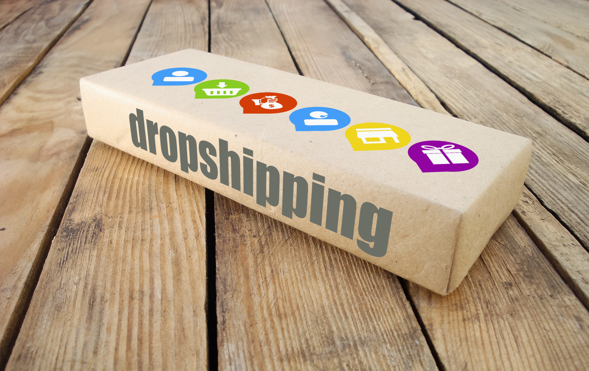 vender dropshipping o productos propios