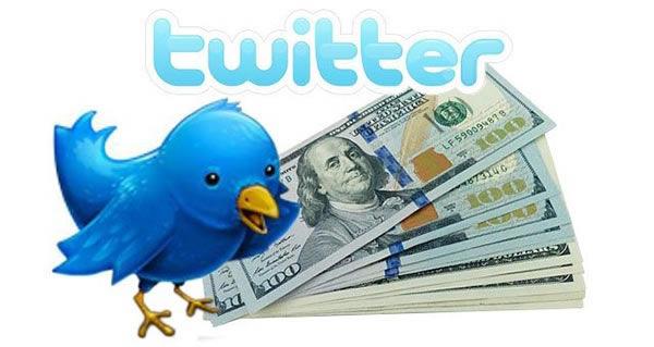 como ganar dinero con twitter rápidamente