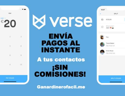 aplicación para enviar dinero desde el móvil